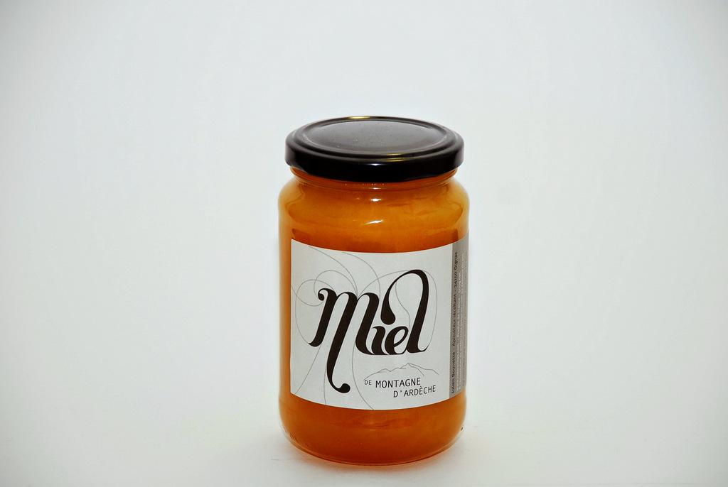 miel de thym ardeche